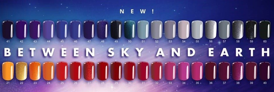 Flexy - Gellack - New colors!