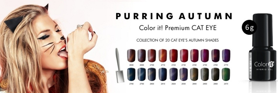 Color IT Premium - Cat Eye